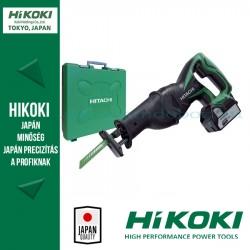 Hitachi (HiKOKI) CR18DSL-5AH Akkus Orrfűrész