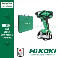 Hitachi (HiKOKI) WH18DSDLTW Akkus Ütve-csavarbehajtó