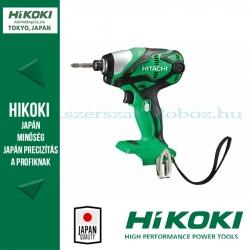 Hitachi WH18DSDLT4 Akkus Ütve-csavarbehajtó Alapgép