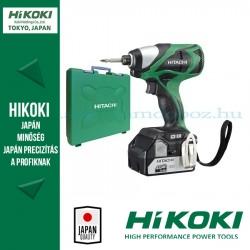Hitachi WH18DBDLTW Akkus Ütve-csavarbehajtó