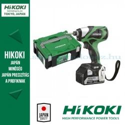 Hitachi (HiKOKI) WH18DBDLTP Akkus Ütve-csavarbehajtó