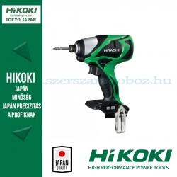 Hitachi (HiKOKI) WH18DBDLT4 Akkus Ütve-csavarbehajtó Alapgép
