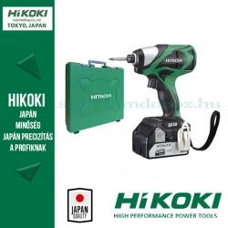 Hitachi (HiKOKI) WH18DDLTW Akkus ütve-csavarbehajtó