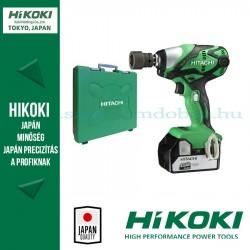 Hitachi (HiKOKI) WR18DSDL-5AH Akkus ütve-csavarbehajtó