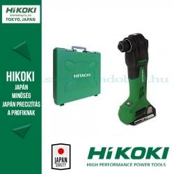 Hitachi (HiKOKI) CV18DBLWE Akkus Multifunkciós Gép