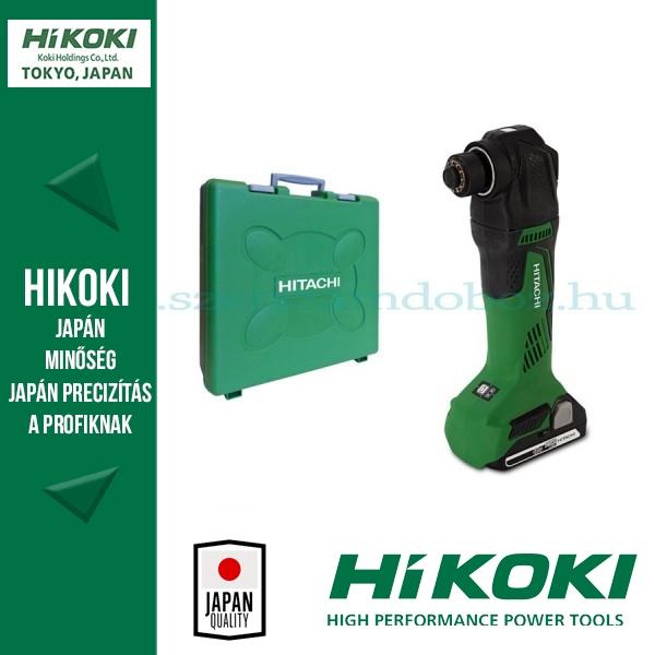 Hitachi Akkus multifunkciósgépek