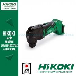 Hitachi (HiKOKI) CV18DBLW4 Akkus Multifunkciós Alapgép