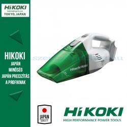 Hitachi (HiKOKI) R18DSL (BASIC) Akkus kézi morzsa porszívó Alapgép
