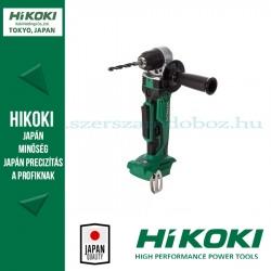 Hitachi (HiKOKI) DN18DSLT4 Akkus Sarokfúró-csavarbehajtó Alapgép