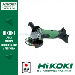 Hitachi (HiKOKI) G18DSL-BASIC-125 Akkus Sarokcsiszoló Alapgép