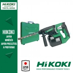 Hitachi (HiKOKI) DH36DLTL SDS-Plus Akkus Fúrókalapács