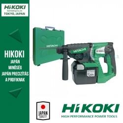 Hitachi (HiKOKI) DH36DALTL SDS-Plus Akkus Fúrókalapács