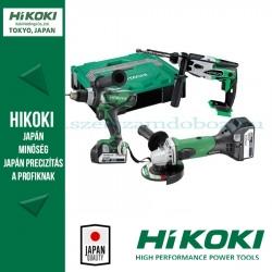 Hitachi (HiKOKI) HILI5304 3 részes Akkus Gépszett