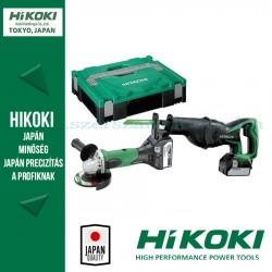 Hitachi (HiKOKI) HILI5003 2 részes Akkus Gépszett