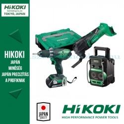 Hitachi (HiKOKI) HILI2500 3 részes Akkus Gépszett