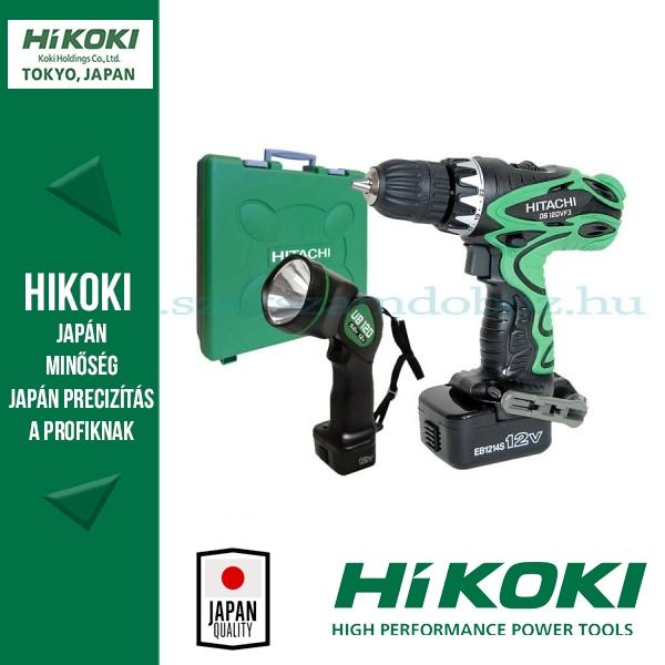 Hitachi Akkus gépcsomagok