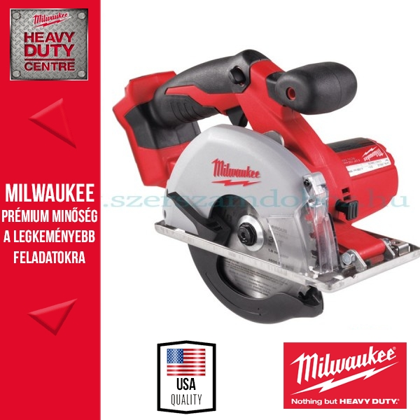 Milwaukee HD18 MS-0 Akkus fémvágó körfűrész