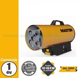 Master BLP17M DC PB Gázos hőlégfúvó szett (akku+töltő)