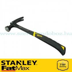Stanley Fatmax Antivibe egyenes fejű acélkalapács