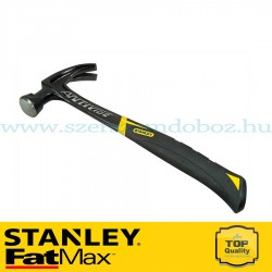 Stanley Fatmax Antivibe hajlított fejű acélkalapács