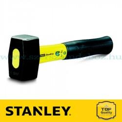 Stanley ráverő kalapács bimateriális nyéllel - éles sarokkal