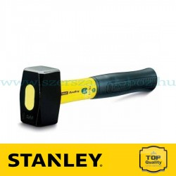Stanley ráverő kalapács bimateriális nyéllel - lekerekített sarokkal