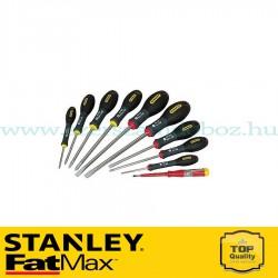 Stanley Fatmax 10 részes csavarhúzó készlet