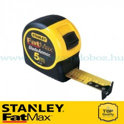 Stanley Fatmax Bladearmor mérőszalag