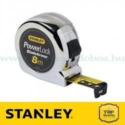 Stanley Powerlock Bladearmor mérőszalag