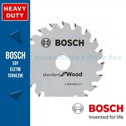 Bosch Standard Körfűrészlap 85 mm