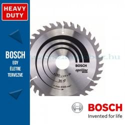 Bosch Standard Körfűrészlap 180 mm