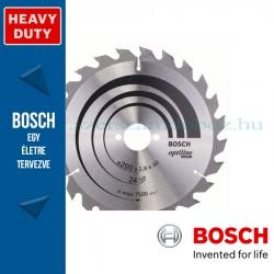 Bosch Standard Körfűrészlap 200 mm