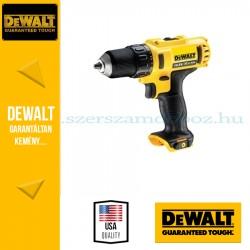 DeWalt DCD710N-XJ Kompakt fúró-csavarbehajtó Alapgép