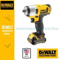 DeWalt DCF813S2-QW Ütve-csavarbehajtó