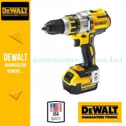 DeWalt DCD732P2-QW Kompakt fúró-csavarbehajtó