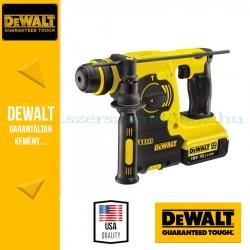 DeWalt DCH253M2-QW SDS-Plus fúró-vésőkalapács