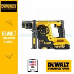 DeWalt DCH254M2-QW SDS-Plus fúró-vésőkalapács