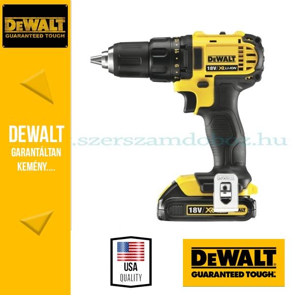 DeWalt DCD780C2-QW Fúró-csavarbehajtó