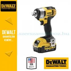DeWalt DCF880M2-QW Kompakt ütve-csavarbehajtó
