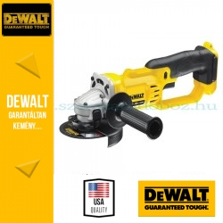 DeWalt DCG412N-XJ Sarokcsiszoló Alapgép