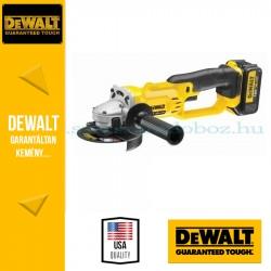 DeWalt DCG412M2-QW Sarokcsiszoló