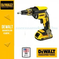 DeWalt DCF620D2-QW Gipszkarton-csavarbehajtó