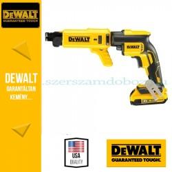 DeWalt DCF620D2K-QW Gipszkarton-csavarbehajtó