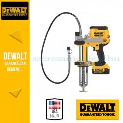 DeWalt DCGG571M1-QW Zsírzópisztoly
