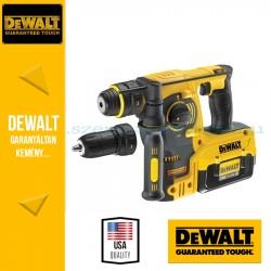 DeWalt DCH364M2-QW SDS-Plus fúró-vésőkalapács
