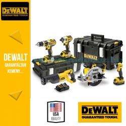 DeWalt Akkus gépszett DCK593M3-QW