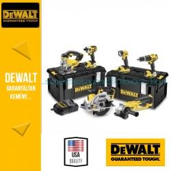 DeWalt Akkus gépszett DCK691M3-QW