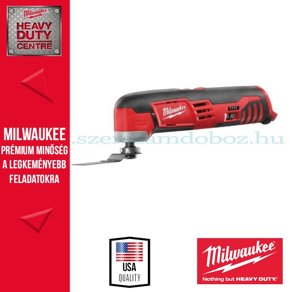 Milwaukee C12 MT-0 Akkus Multifunkciósgép