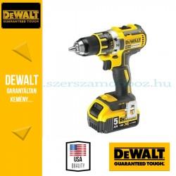 DeWalt DCD790P2K-QW Fúró-csavarbehajtó
