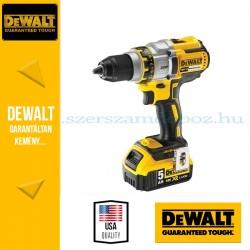 DeWalt DCD990P2B-QW Fúró-csavarbehajtó